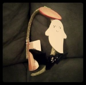 Gymboree Halloween Headband New Bat Ghost Pumpkin